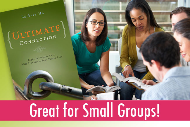 Great for Small Groups!
