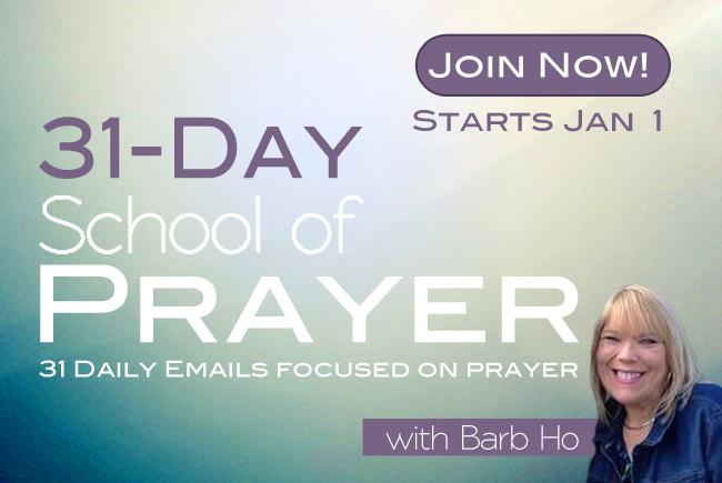 31-Day School of Prayer